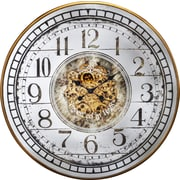 Darby Home Co Round 32'' Wall Clock