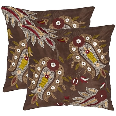 Darby Home Co Masontown Cotton Throw Pillow (Set of 2)