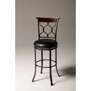 Darby Home Co Purcell 30'' Swivel Bar Stool