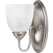 Darby Home Co Weatherly 1-Light Wall Sconce; 13W Self Ballasted GU24 CFL