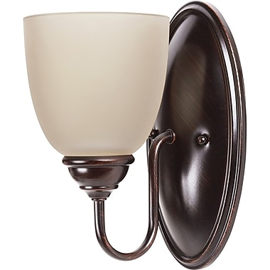 Darby Home Co Weatherly 1-Light Wall Sconce; 100W A19 Medium