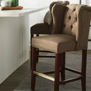 Darby Home Co Bluebird 26.5'' Bar Stool