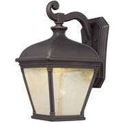 Darby Home Co America Manor 1-Light Outdoor Wall Lantern
