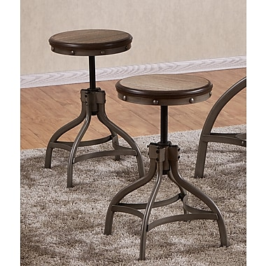 Best Quality Furniture Adjustable Bar Stool (Set of 2)