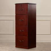 Charlton Home Berney 4 Drawer Vertical File
