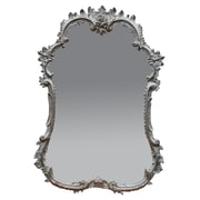 Charlton Home Accent Wall Mirror; Shimmer