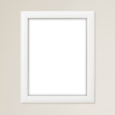 Charlton Home 1'' Wide Smooth Picture Frame; 20'' x 20''
