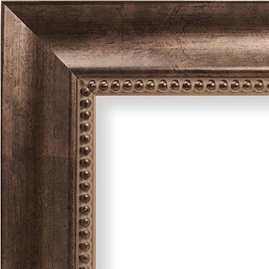 Charlton Home 2.13'' Wide Smooth Ornate Picture Frame; 20'' x 24''