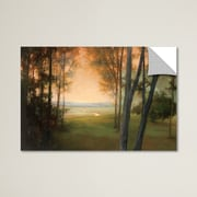 Charlton Home Between The Worlds Painting Print on Canvas; 32'' H x 48'' W x 0.1'' D