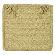 Charlton Home Gibbons Dining Chair Cushion; Sprout Green
