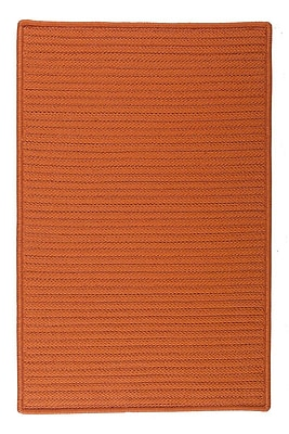 Charlton Home Glasgow Brown Indoor/Outdoor Area Rug; Rectangle 2' x 4'