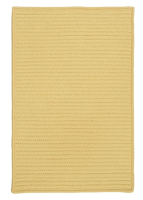 Charlton Home Glasgow Cream Indoor/Outdoor Area Rug; Rectangle 7' x 9'