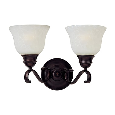 Charlton Home Fleming 2-Light Vanity Light