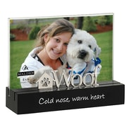 Charlton Home Pottsville Woof Picture Frame