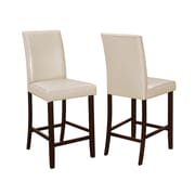 Charlton Home Ridgewood Side Chair; Cream