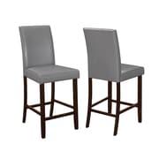 Charlton Home Ridgewood Side Chair; Gray