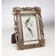 Wildon Home   Etched Mirror Picture Frame