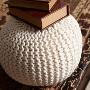Corrigan Studio Bethlehem Braided Pouf