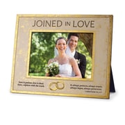LighthouseChristianProducts Joined in Love Picture Frame