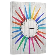 Artehouse LLC Sun Wall Clock