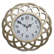 Wee's Beyond Decorative 16'' Wall Clock