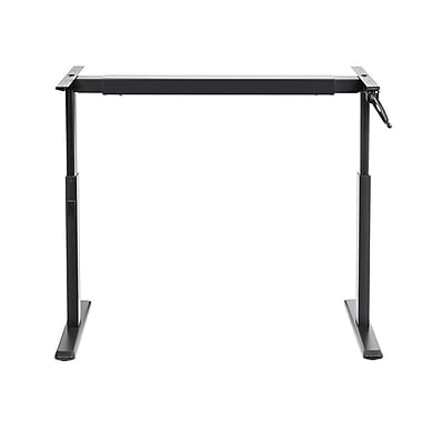 Panda Ergonomic Height Adjustable Sit-Stand Desk Frame