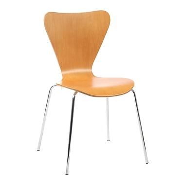 Corrigan Studio Glouscester Side Chair (Set of 4); Natural