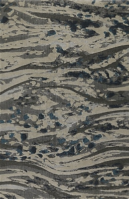 Dalyn Rug Co. Upton Pewter Area Rug; 3'3'' x 5'1''