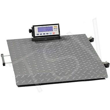 Kilotech KWS CY-300 Platform Scale, 660 lb/300 kg (851315)