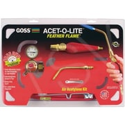 Goss Air-Acetylene Feather Flame Torch Kits (KA-2H)