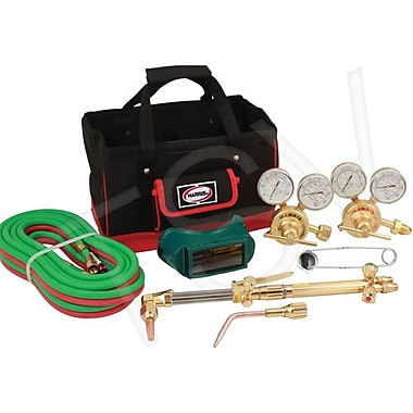 Harris Welding & Cutting Outfit, Pipeliner Classic with Tool Bag, 6