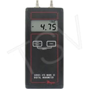 "Dwyer Digital Manometer, 0-199.9""WC (475-3-FM)"
