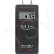 """Dwyer Digital Manometer, 0-40.0"""" WC (475-2-FM)"""