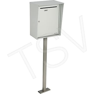 Cendrex Collecting Boxes - Surface Mounted - Box With Pedestal (BP100)