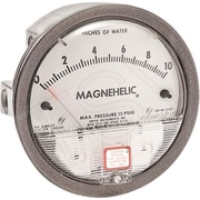 Dwyer Magnehelic Gauges, Manometer 10-0-10 RANGE Dual Scale (2320)