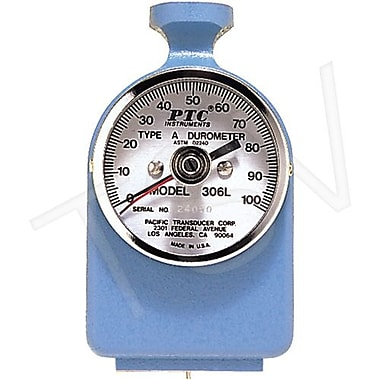 PTC Instruments Durometer, A Scale (306L)