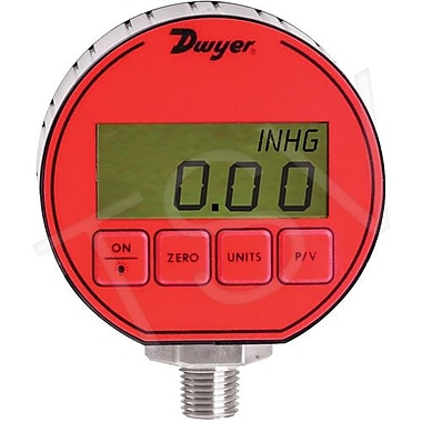 Dwyer Digital Pressure Gauge, 0-5000 PSI (DPG-011)