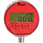 Dwyer Digital Pressure Gauge, 1000 PSI (DPG-009)