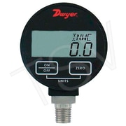 Dwyer Digital Pressure Gauge, 500 PSI (DPGW-11)