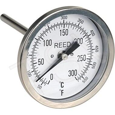 Reed Bi-Metal Thermometers, GE 50-550 F (0-260C) 4
