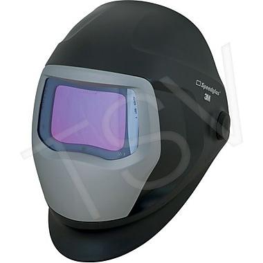 3M Speedglas Welding Helmet 9100 with Auto Darkening Filter 9100XX, Welding Safety, Black (PN06-0100-30)