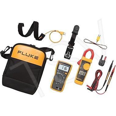 Fluke Multimeter And Clamp Meter Combo Kit (116/323-KIT)