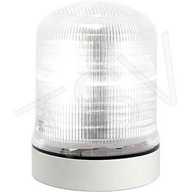 Federal Signal Streamline Modular Multifunctional Led Beacon, Clear (SLM100C)