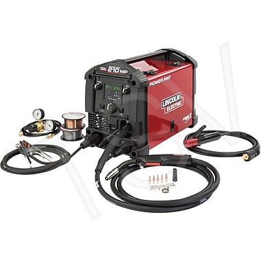 Lincoln Electric Power MIG 210 MP Multi-Process Welder (K3963-1)
