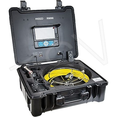 Reed R9000 Pipe Video Inspection System (R9000)