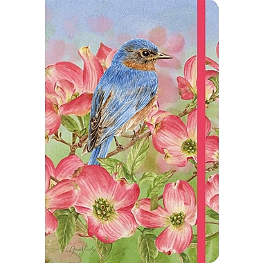 Lang Blue Bird Of Happiness, Book Bound Hard Cover Classic Journal