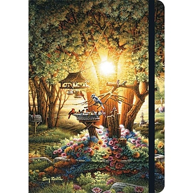 Lang The Colors Of Spring, Book Bound Hard Cover Classic Journal