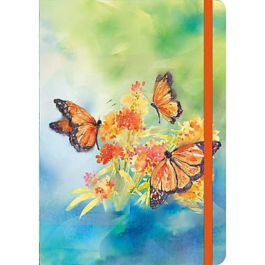 Lang Majestic Monarchs, Book Bound Hard Cover Classic Journal