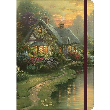 Lang A Quiet Evening, Book Bound Hard Cover Classic Journal