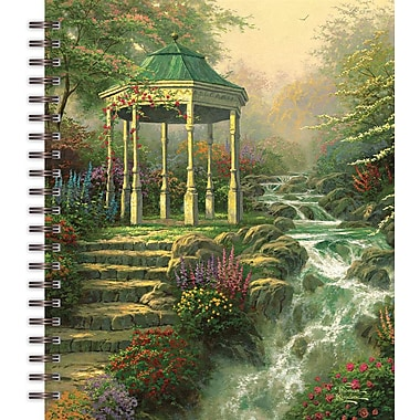 Lang Sweetheart Gazebo Hard Covered, Spiral Bound, Micro-Perforated Sketchbook